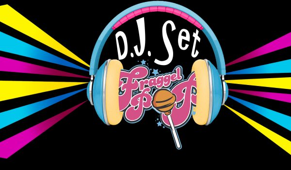 Banner Fraggel DJ SET